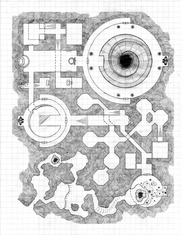 Dungeon Map Symbols – Matthew Lowes