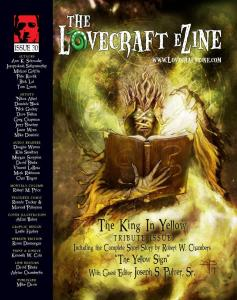 lovecraft ezine cover 30